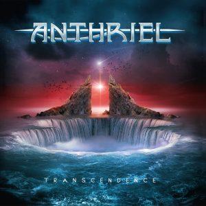 """Anthriel : """"Transcendence' CD & DIGITAL 15 June 2017 Lion Music Records"""