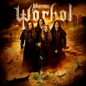 "Worhol : ""The Awakening "" CD July 14th, 2017  Imminence Records."