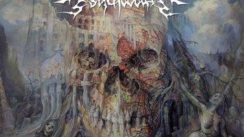 Psychobolia : 'Chiaroscuro' Digipack CD 30th June 2017 Great Dane Records.