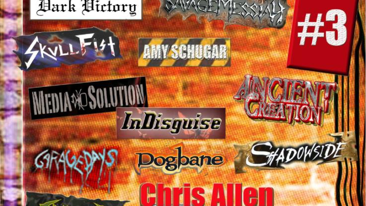 The Metal Mag N°3 - 2010/2011