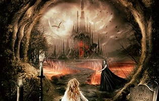 "Chrysilia : ""Et in Arcadia Ego"" CD & Digital 12 October 2017 Lion Music Records."