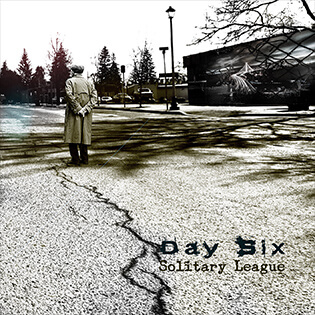 """Day Six : """"Solitary League"""" CD & Digital 14th December 2017 Lion Music."""