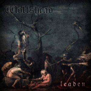 """Wolfshead : """"Leaden"""" CD 27 October 2017 Rockshots Records ."""