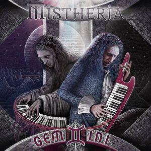 "Mistheria : ""Gemini"" Digipack CD & Digital 15th December 2017 Rockshots Records."