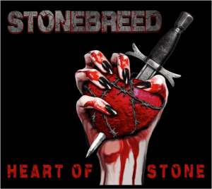 "Stonebreed : ""Heart of Stone "" 19th October 2017 Rock Avenue Records."
