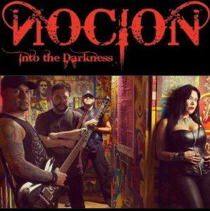 "Nocion : ""Into the Darkness"" CD & Digital 17th December 2017 Malévolence Records."