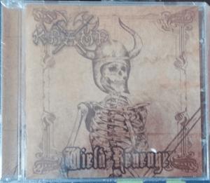 """Kramp : """"Weird Revenge"""" CD 2016 Lullaby Records."""