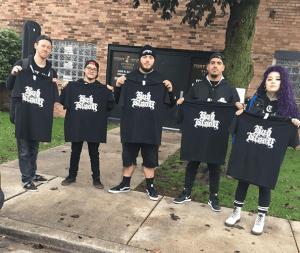 badblood shirts wookfest