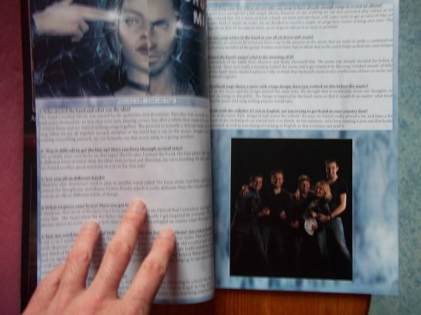©The Metal Mag N°20 with Crooked Mind