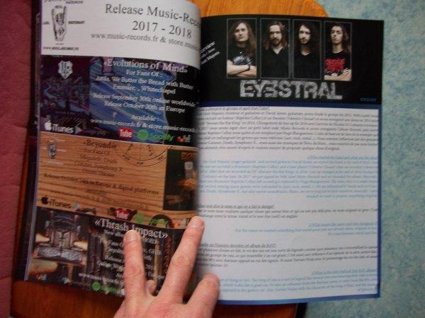 ©The Metal Mag N°20 with Eyestral