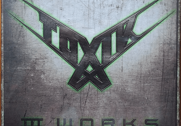 "Toxik : ""III works"" Boxset three CDs 27th April 2018 No Dust Records."