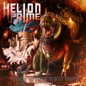 "Helion Prime : "" Silent Skies"" Digital Single 29th June 2018 AFM Records."