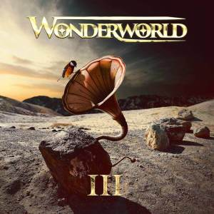 "Wonderworld :""III"" CD 19th June 2018 Sliptrick Records."