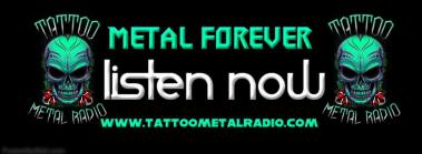 Tattoo Metal Radio