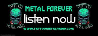 Tattoo Metal Radio