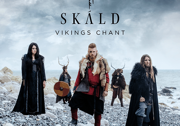 "SKALD : ""Viking Chant"" CD & Digital 9th November Decca Records / Universal Music Publishing ."