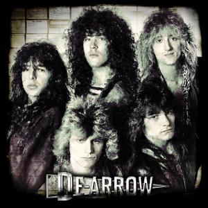 "De-Arrow : ""Self Titled"" CD 16th November 2018 20th Century Music ."