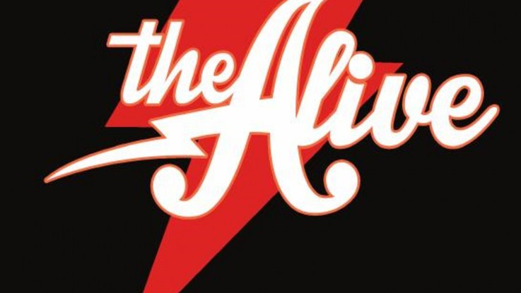 """The Alive :""""We Are Rock and Roll"""" Digital 7th September 2018 Eternal Sound Records."""