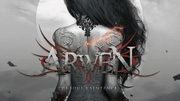 "Arwen : "" The Soul´s Sentence"" CD & Digital Self Released."
