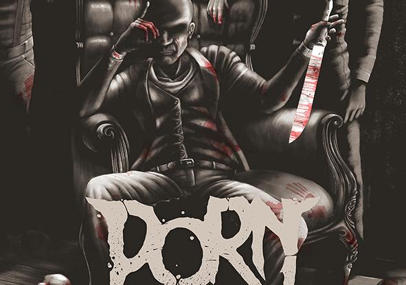 "Porn : """"The Darkest Of Human Desires Act II"" CD & Digital Echozone / Les disques Rubicon."