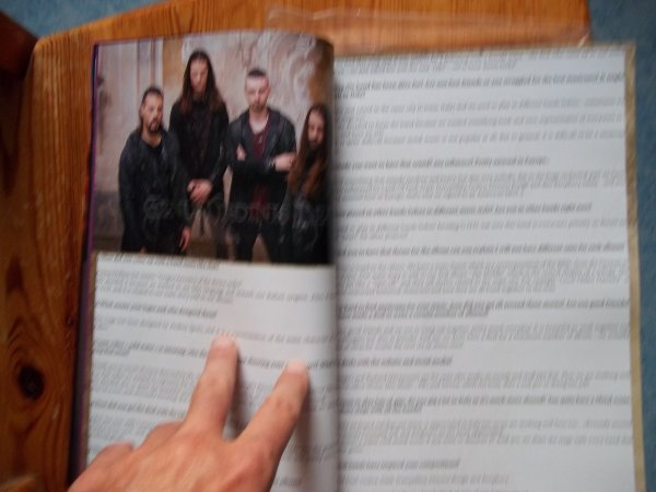 ©The Metal Mag N°24 with Genus Ordis Dei