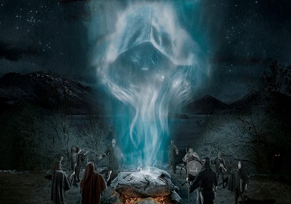 """Skaldenmet : """"Blood Of Kvasir"""" Digital 12th January 2019 Self Released."""