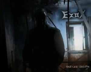 "EZOX : ""One Last Breath"" Digital 15th May 2019 Self Released."