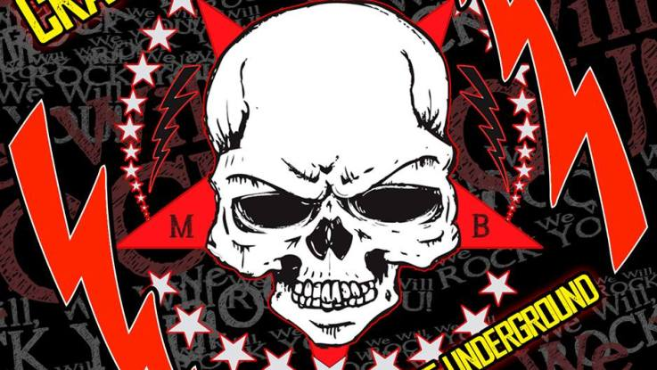 """MBM music compilation : """"Sounds of The Underground Vol1"""" Digital February 2019 Online Metal Promo."""