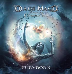 "Chaos Magic ""Furyborn"" CD 14th June 2019 Frontiers Music."