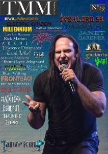 The Metal Mag N°29 May-June 2019