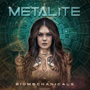"Metalite : ""Biomechanicals"" 25th October 2019 AFM Records."