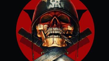 """Vigil of War : """"Bite The Bullet"""" CD 17th June 2017 Self Released."""