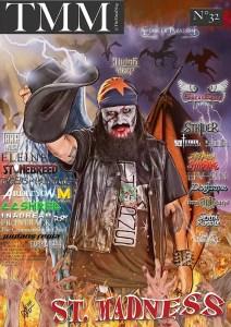 ©The Metal Mag N°32 November December 2019/