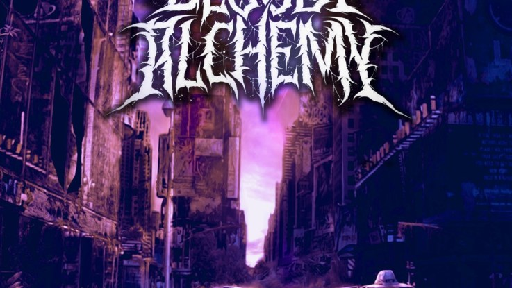 """Bloody Alchemy : """"Reign Of Apathy"""" CD & Digital 25th October 2019 M & O Music / Season of Mist / Believe Distribution Services."""