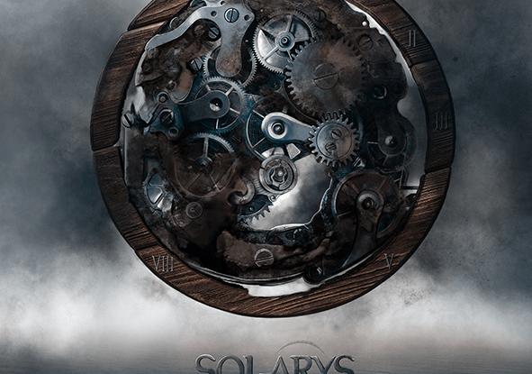 "Solarys : ""Endless Clockworks"" CD & Digital 20th December 2019 Wormholedeath."