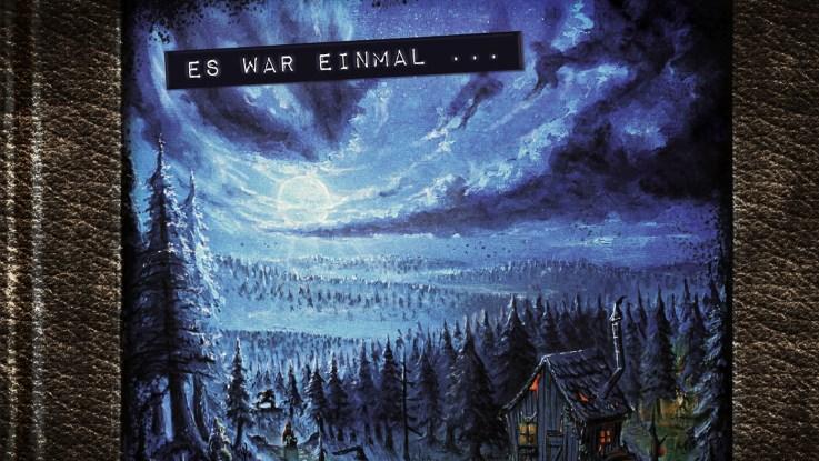 """Gefrierbrand : """"Es War Einmal"""" CD Self Released 29th February 2020."""