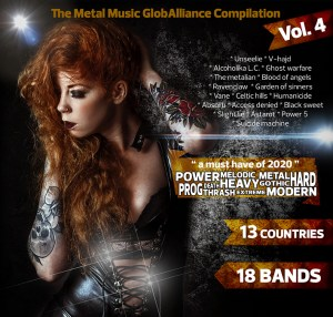 The Metal Music GlobalAlliance Compilation vol4