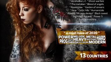 The Metal Music GlobalAlliance Compilation vol4