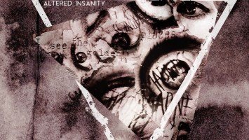 "Vanish : ""Altered Insanity"" Digipack CD 27th March 2020 Fastball Music."
