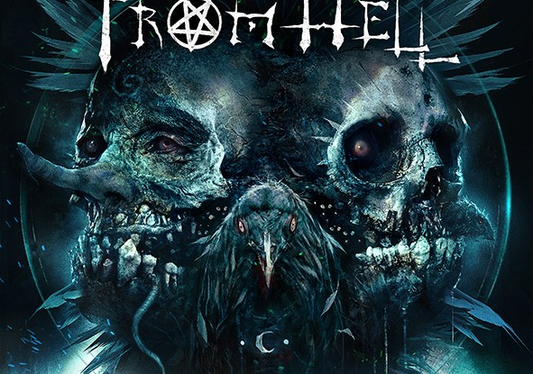 """From Hell : 'Rats Ravens"""" CD 22nd May 2020 Fastball Music."""