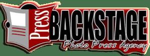 Press backstage Logo