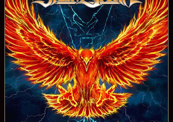 """Sylent Storm : """"The Fire Never Dies"""" Digital & CD 27th November 2020 Storm Spell Records."""