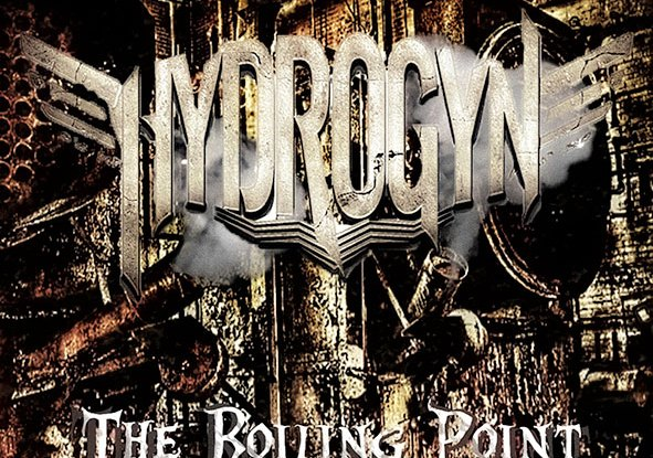"""Hydrogyn : """"The Boiling Point"""" CD 30th October 2020 RFL Records."""