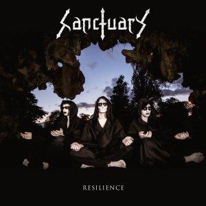 "Sanctuary : ""Resilience"" Digipack CD 27th November 2020 Self Released."