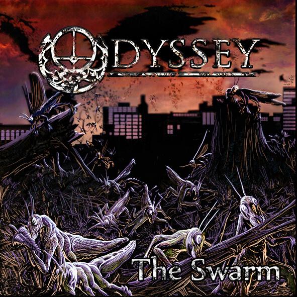 "Odyssey : ""The Swarn"" CD & Digital 24th May 2019 Self Released."