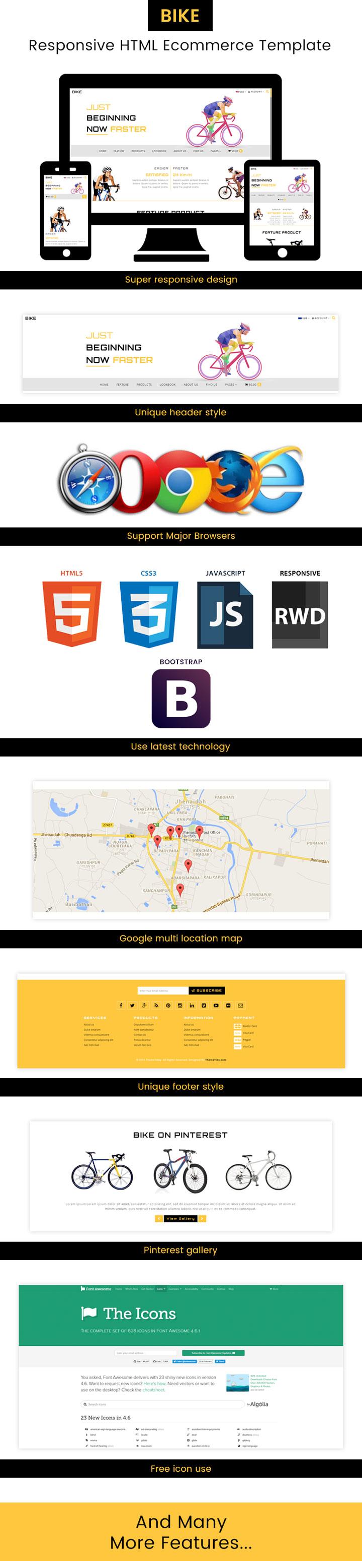 themetidy-Bike-Premium-Responsive-HTML-Ecommerce-Template-wordpress-feature-list-image