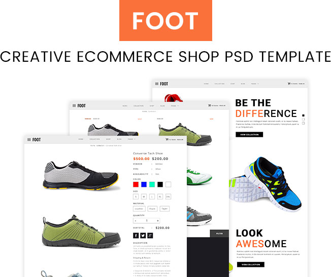 themetidy-Foot---Creative-eCommerce-Shop-PSD-Template-description-image
