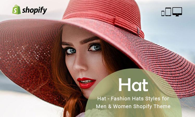 13897f3e Hat - Fashion Hats Styles for Men & Women Responsive Shopify Theme |  ThemeTidy