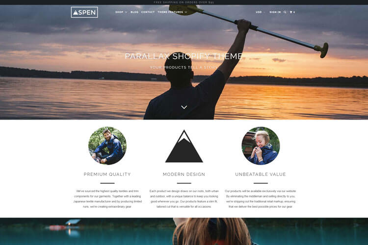 parallax-2017s-best-selling-premium-responsive-shopify-themes-themetidy