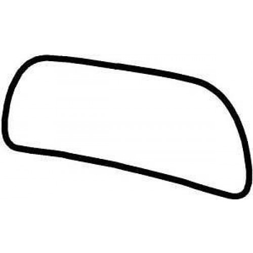 Front Screen Seal VW Beetle 1958 to 1967 with trim groove